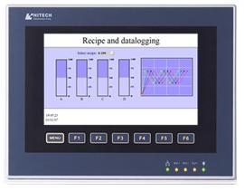 Dokunmatik ekranlar ve makina kontrolü